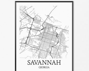 Savannah Georgia Etsy