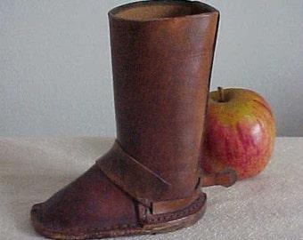 Antique Boot Sample/Boot/Shoe Sample/Cobbler's Salesman Sample