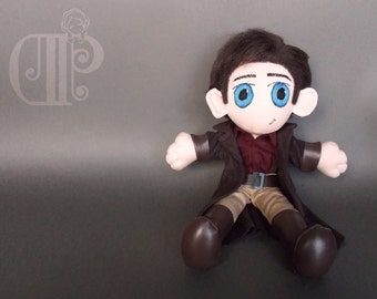 Malcolm Reynolds Doll Plushie Toy