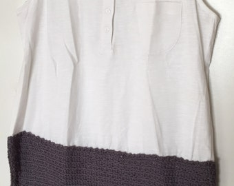Shirt Été 2015 / Été 2015 Chemise Grey II