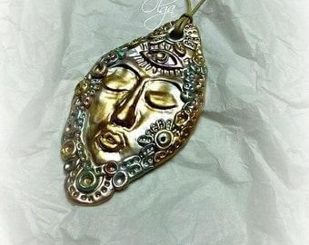 "Pendant ""Buddha"""