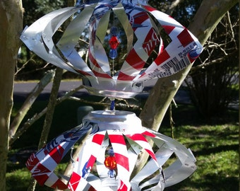 statue of liberty budweiser spinners