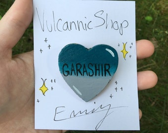 Garashir Pin