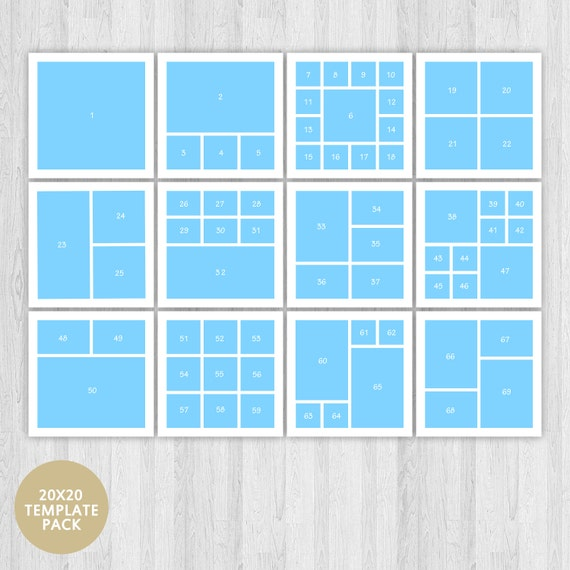 Storyboard Template Blog Template Blog Board Template Photo