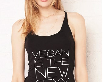 Women's Vegan Racerback Tank