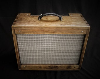 Barn Wood-styled 5E3 Deluxe Guitar Amp