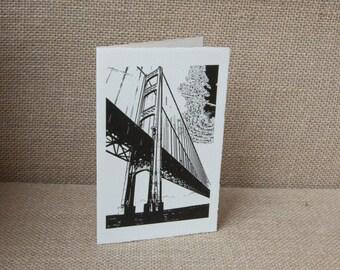 Mackinac Bridge Notecard Set