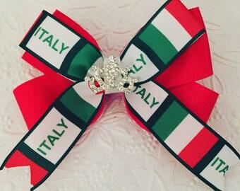 Italian Princess Bow