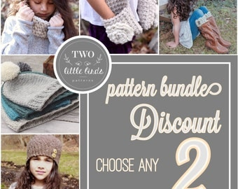 Crochet Pattern Bundle {2}
