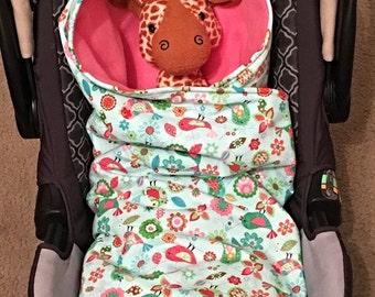 SewPerfect Car Seat Swaddler / Car Seat Blanket / Stroller Blanket / Stroller Swaddler