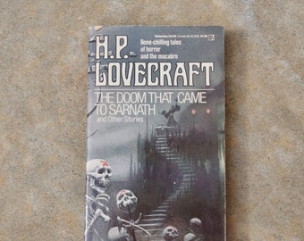 The Doom that Came to Sarnath by HP Lovecraft