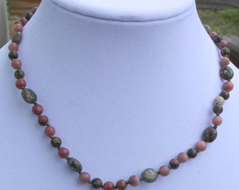 Autumn Inspired Necklace