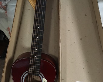 Vintage Harmony Acoustic Guitar 6-String
