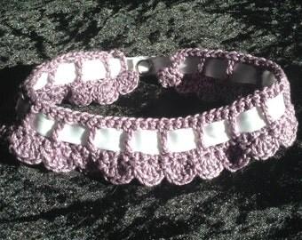 Lacy Ribbon Choker (Made to Order)