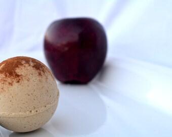 Apple Cinnamon Bath Bomb, Valentines Gift
