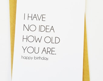 Birthday | Card