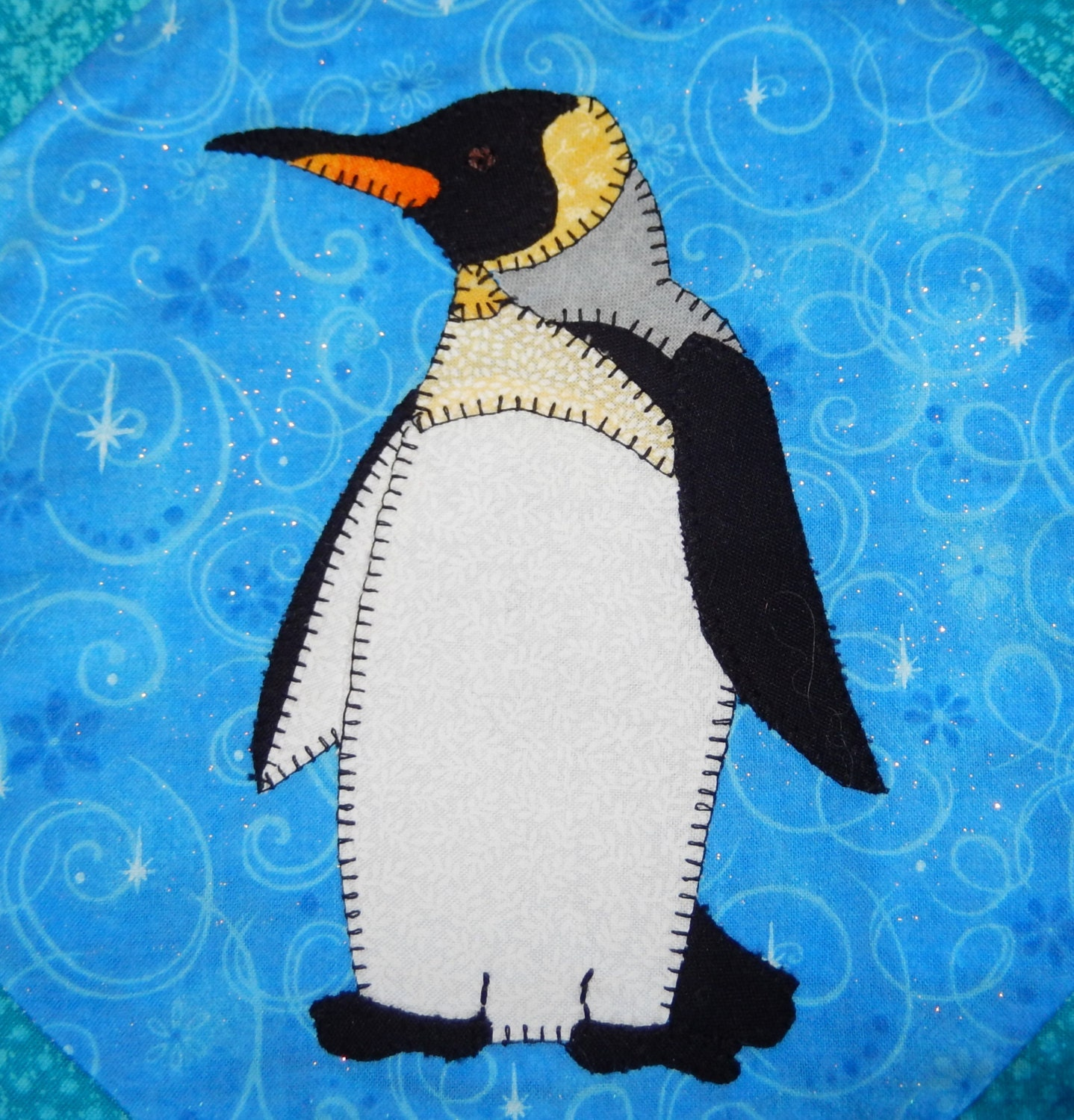 It's just a photo of Sizzling Penguin Patterns Printable
