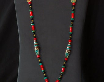East-West Planetary Prayers (Tibetan Inspired) Collector's strand