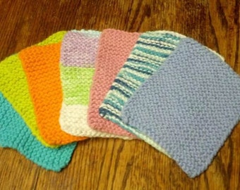 Multi use - Dish cloth or wash cloth (small)