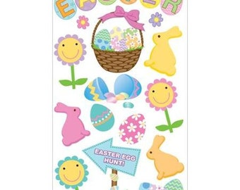 Sticko Easter Egg Hunt Stickers, Easter Egg Hunt Stickers
