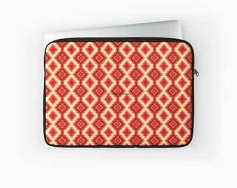Psychedelic Sunset Laptop Sleeve! Multiple Sizes Available!