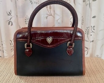 Brighton Collection Vintage Small Leather Purse
