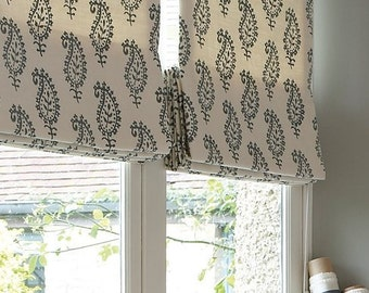 Roman Blinds - Made to Measure - Supply own fabric. SUPERIOR FINISH
