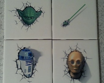 Star Wars Coasters Sets