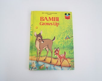 Bambi Grows Up (1979) - Vintage Disney