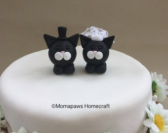 etsy wedding cake topper dog cake topper etsy 14051
