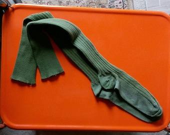 Vintage Boy Scout Socks