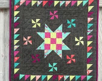 Surround Sound Mini Quilt Pattern