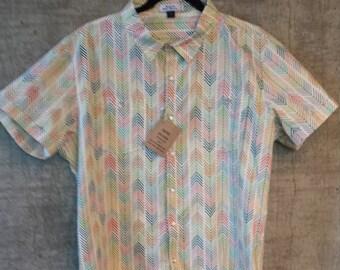 Quills organic shirt