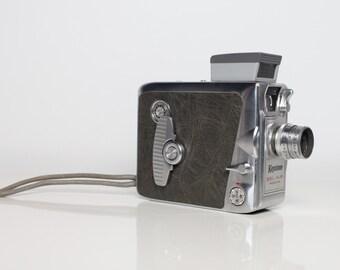 8mm Movie Camera:  Keystone K-42 Bel Air