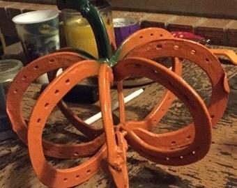 Horseshoe pumpkin