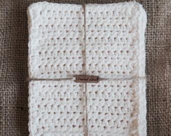 Washcloths (4 pk)