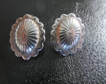 Sterling Southwestern Earrings