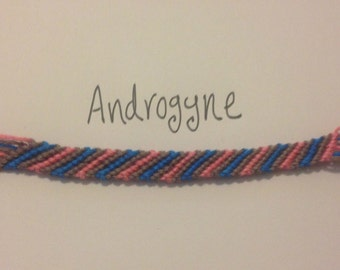 Androgyne Pride Bracelet