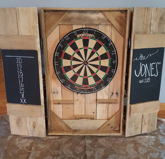 Dartboard Cabinet Dart Board Backboard Dart Board Cabinet