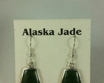 Alaska Jade earrings