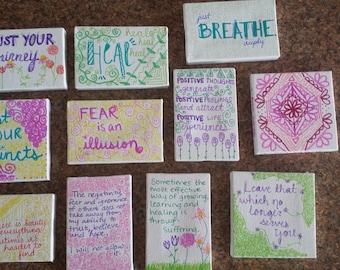 Tiny artful motivations