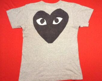 COMME DES GARCON small men japan t-shirt