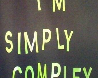 I'M SIMPLY COMPLEX