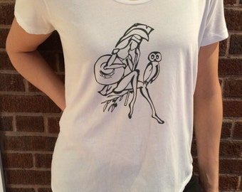 Athena De-i-Tee Shirt