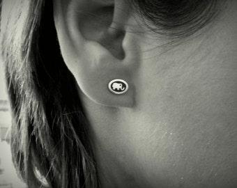 Elephant Studs Earrings
