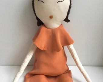 Flapper Rag Doll