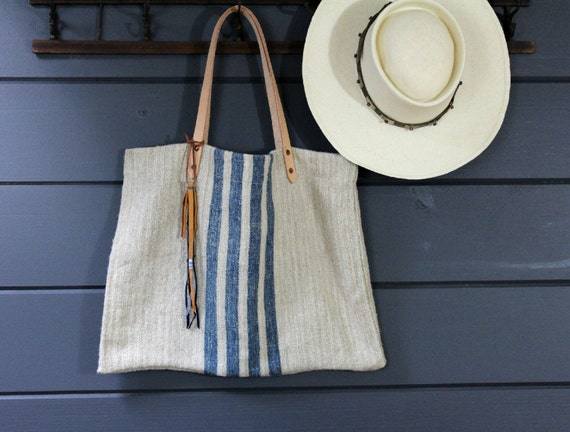 European Grain Sack Bag