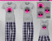 Bachelorette Party Pajama...