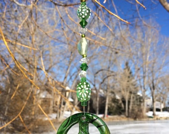 Green Suncatchers