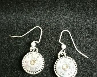 45 Auto Bullet Earrings